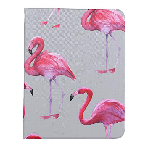 AQQA Case For Ipad Pro 11 Inch 2nd & 1st Generation 2020/2018 Tablet Case Protector Superimposed Beautiful Flamingo Pro Case For Ipad Pro 11 Support Ipad 2nd Gen Pencil Charging