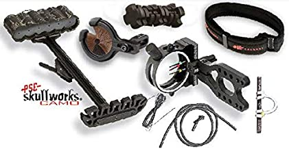 PSE Aries Skullworks Camo Archery Accessory Package #01263SW