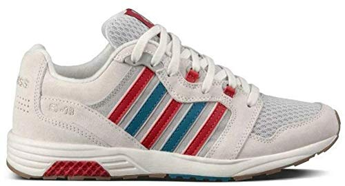 K-Swiss SI-18 Rannell 2 Womens Sneakers Barely Blue/Cardinal/Silver 7.5