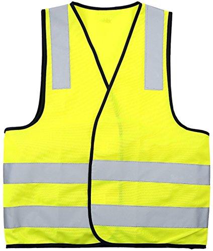 safety-site ad alta visibilità gilet ad alta visibilità riflettente di sicurezza gilet
