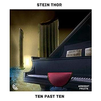 Ten past ten