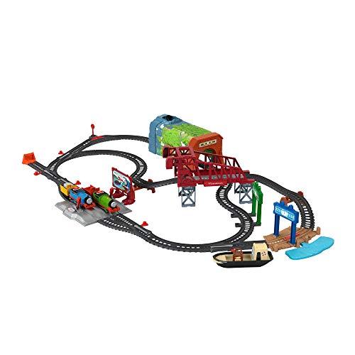 Il Trenino Thomas- Mille Avventure a Sodor, Pista con Locomotive Motorizzate Giocattolo per Bambini 3+Anni, GVL59