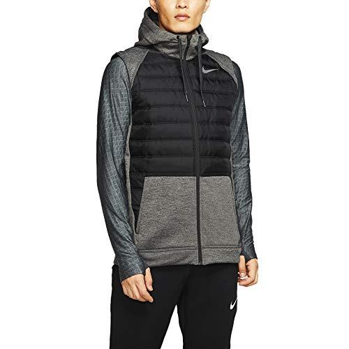 Nike Mens Therma Full Zip Vest Winterized BV4534-071 Size M