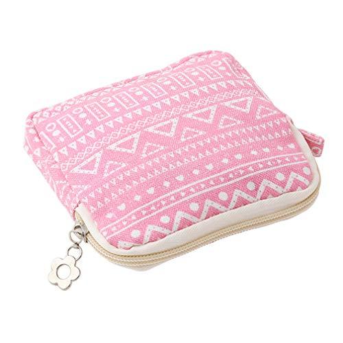 LJSLYJ Frauen Mädchen Nette Damenbinde Organizer Halter Serviette Handtuch Komfort Taschen, 3#