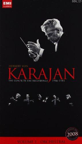 Herbert von Karajan - Complete EMI Recordings 1946-1984, Vol. 1: Orchestral
