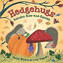 Hedgehugs Autumn Hide-and-Squeak with read along CD