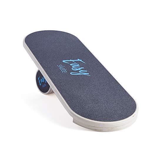 SPOKEY Trickboard Balance Board aus Holz Brett und Rolle Für Surf-, Snow-, Skateboard Training