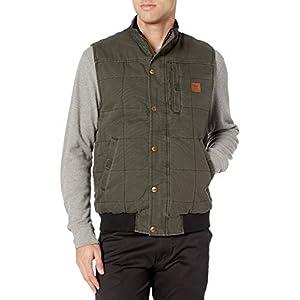 Men's Vintage Quilted Vest