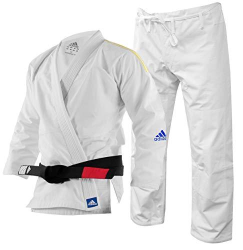 adidas Martial Arts BJJ Response Uniform 265g Jiu Jitsu Arte