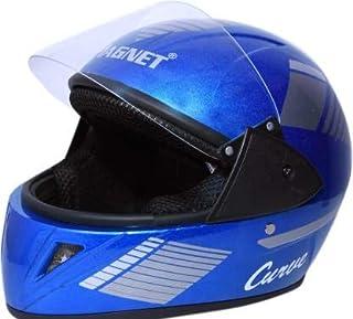 Magnet CURVE Motorbike Helmet (Blue)