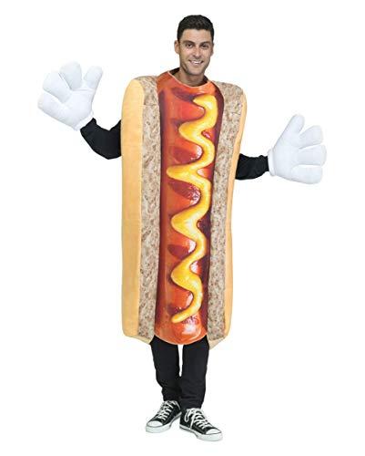 Hotdog Kostuum