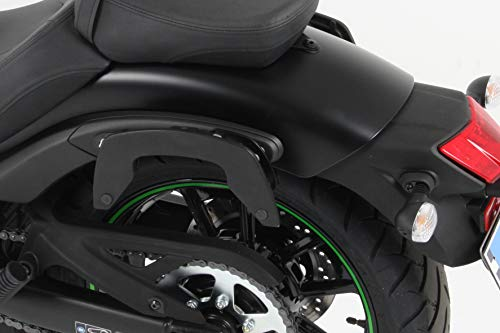 Hepco&Becker C-Bow Seitenträger - schwarz für Kawasaki Vulcan S