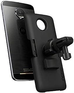 منصة مركبة لموتورولا موتو Z4 Z3 Play Z2 Force Z2 play Z Droid Phone ، 15W شحن توربو ، moto mods