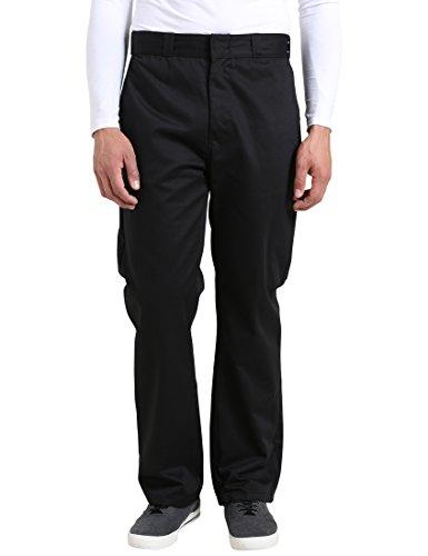 Lower East Herren Streetwear Hose, Schwarz, 33/32