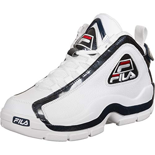 Fila 1010788 Sneakers Mann White/Navy/RED 9