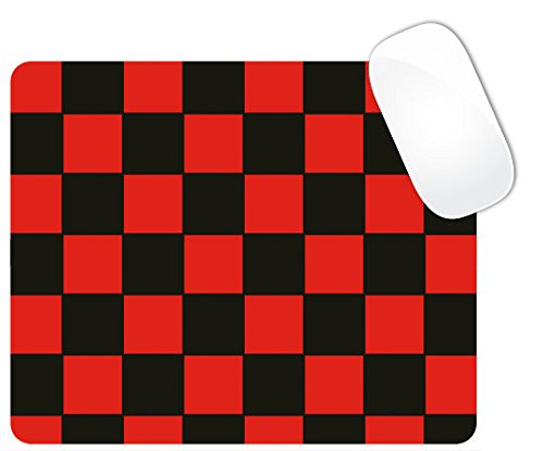 BRGiftShop Chess Checkerboard Square Mouse Pad