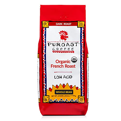 Puroast is a coffee with less acid