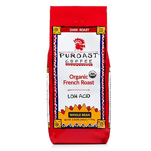 Puroroast Low Acid Whole Bean Coffee