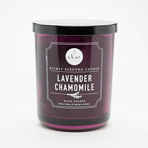 DW Home Large Double Wick Candle, Lavender Chamomile