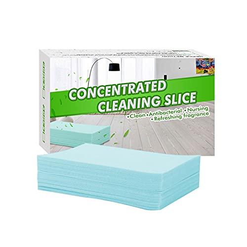 Suelo de Limpieza de Rebanada Multifuncional Azulejos concentrados tabletas de Limpieza solubles para el baño de la Cocina casera