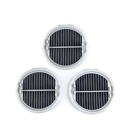 FBGood Staubsauger Teile (3 Stück Filters) Für Xiaomi ROIDMI F8 F8E NEX, Original Ersatz Filter Hocheffizienter Reinigung Swerkzeugsätze Kehrmaschinen Zubehör Ersatzkit