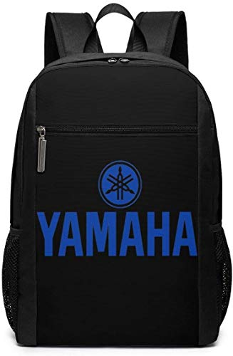 BAGGNICE Mochilas tipo casual Mochilas de marcha 17 Inch Backpack Yam-aha Motorcycle Business School Laptop Backpack Travel Hiking Bag for Men Women