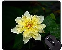 観賞用の蓮の花のユニークなカスタムマウスパッドのマウスパッド - 蓮の花のマウスパッド