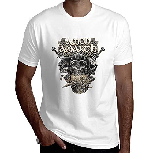 XINYIYI Amon Amarth Personality Breathable O Neck Hot Short Sleeve Tshirts Unisex 3D Printing