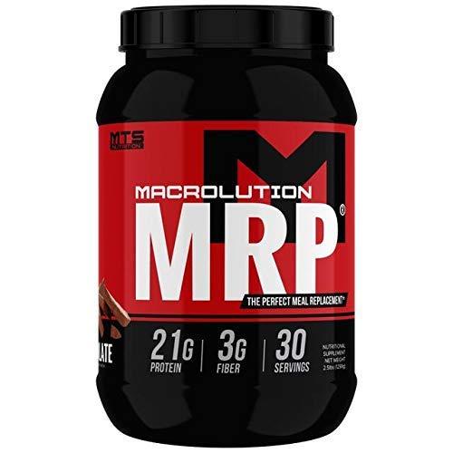 MTS Nutrition Macrolution MRP Chocolate 2.8 lbs (1290g)