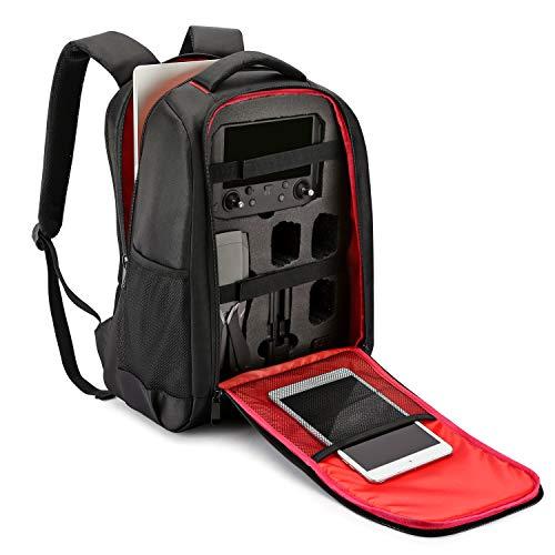 RC GearPro für DJI Mavic 2 Pro - Zoom Drohne und Smart Controller Outdoor Reiserucksack Aufbewahrungstasche