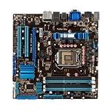 ASUS Socket 1156/Intel H55/HDMI/A and V and GbE/MATX Motherboard P7H55-M PRO