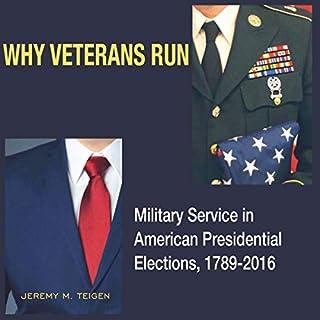 Why Veterans Run cover art