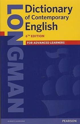 Longman Dictionary of Contemporary English (6E) Paperback