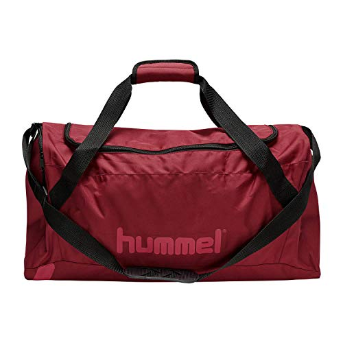 hummel Sporttasche Core Sports Bag 204012 Biking Red/Raspberry Sorbet M