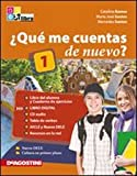 ¿Qué me cuentas de nuevo? Libro del alumno-Cuaderno de ejercicios. Con espansione online...
