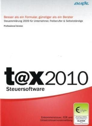 t@x 2010 Professional [import allemand]