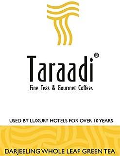 "TARAADI""S DARJEELING Green Tea  HIGH Grown in The HIMALAYAS  Premium Whole Leaf FTGFOP1  (250 G)"
