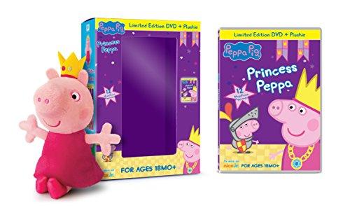 Peppa Pig: Princess Peppa [USA] [DVD]