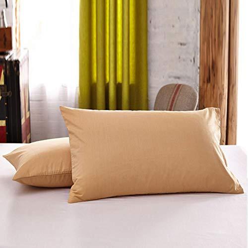 Tings Effen kleur Schuren Kussensloop Enveloptype Beddengoed Kussenslopen Modern Wit Grijs Kussensloop, LG LHMCSZT JT 1 stuks, 50x90 cm 1 stuks