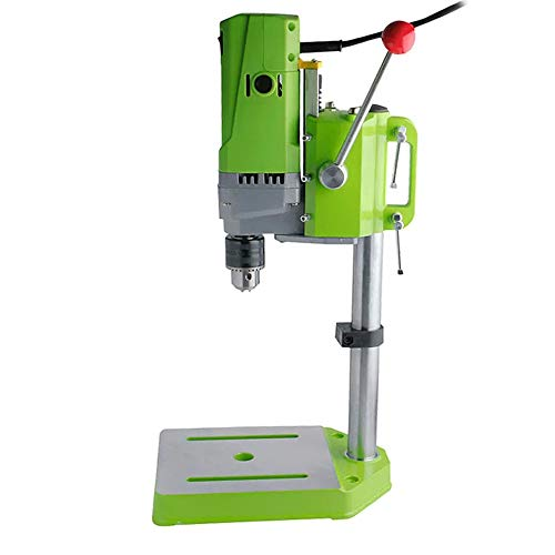 Purchase QWERTOUY Bench Drill Stand 710W Mini Electric Bench Drilling Machine Drill Chuck 1-13mm