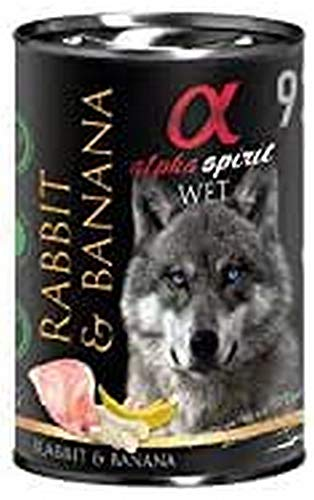 Alpha Spirit aSpirit Rabbit+Banana 400gD