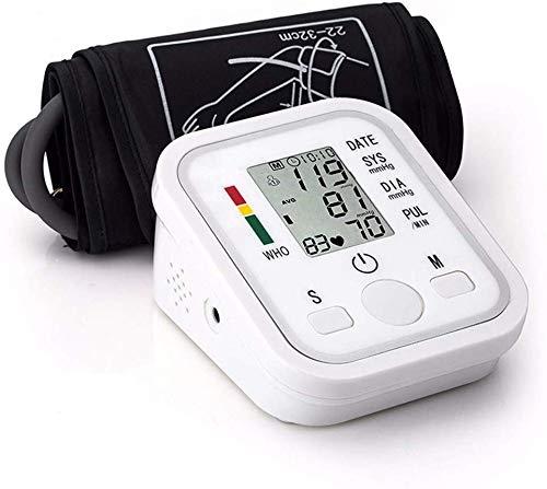 AirMood Presión Arterial electrónica Brazo de la Pantalla, LCD Presión Presión Arterial del Brazo de Voz Digital del Metro del probador