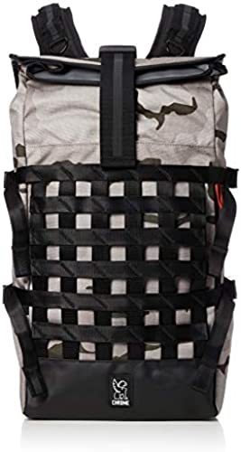Chrome Industries Barrage Cargo Backpack 22 L desert camo