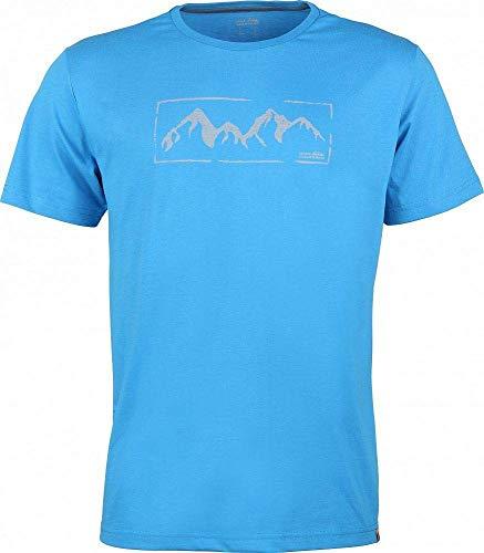 High Colorado Garda 5 T-Shirt à Manches Courtes pour Homme Bleu Brillant XXL Bleu Brillant