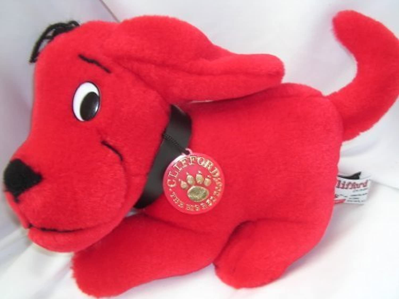 mejor marca Clifford Clifford Clifford the Big rojo Dog 9 Plush by Sidekicks  varios tamaños