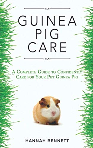 Guinea Pig Care: A Complete Guide to Confidently Care for Your Pet Guinea Pig