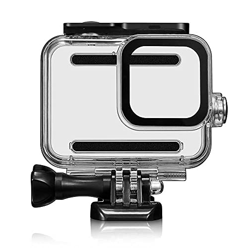 45M Underwater Waterproof Case for GoPro for Hero 8 Black Action Camera Protective Housing Cover Shell Frame for GoPro 8 Accessories