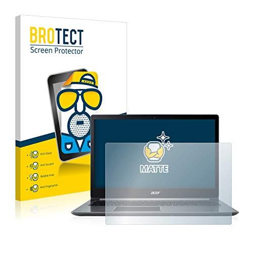 BROTECT Entspiegelungs-Schutzfolie kompatibel mit Acer Swift 3 SF315-41 Bildschirmschutz-Folie Matt, Anti-Reflex, Anti-Fingerprint
