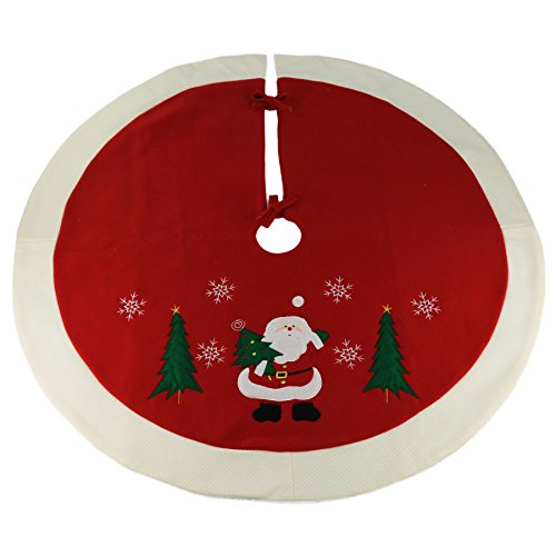 alfombra para arbol de navidad de la marca WEWILL