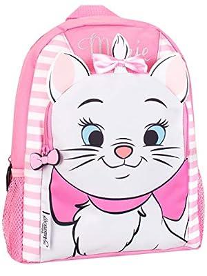 Disney Mochila para Niños Los aristogatos Marie Rosa